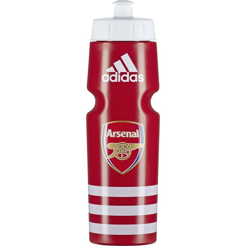 Arsenal water bottle bottle 0.75 cl red 2019/20 Adidas
