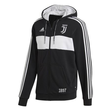 La Juventus fleece hooded fz 2019/20 Adidas