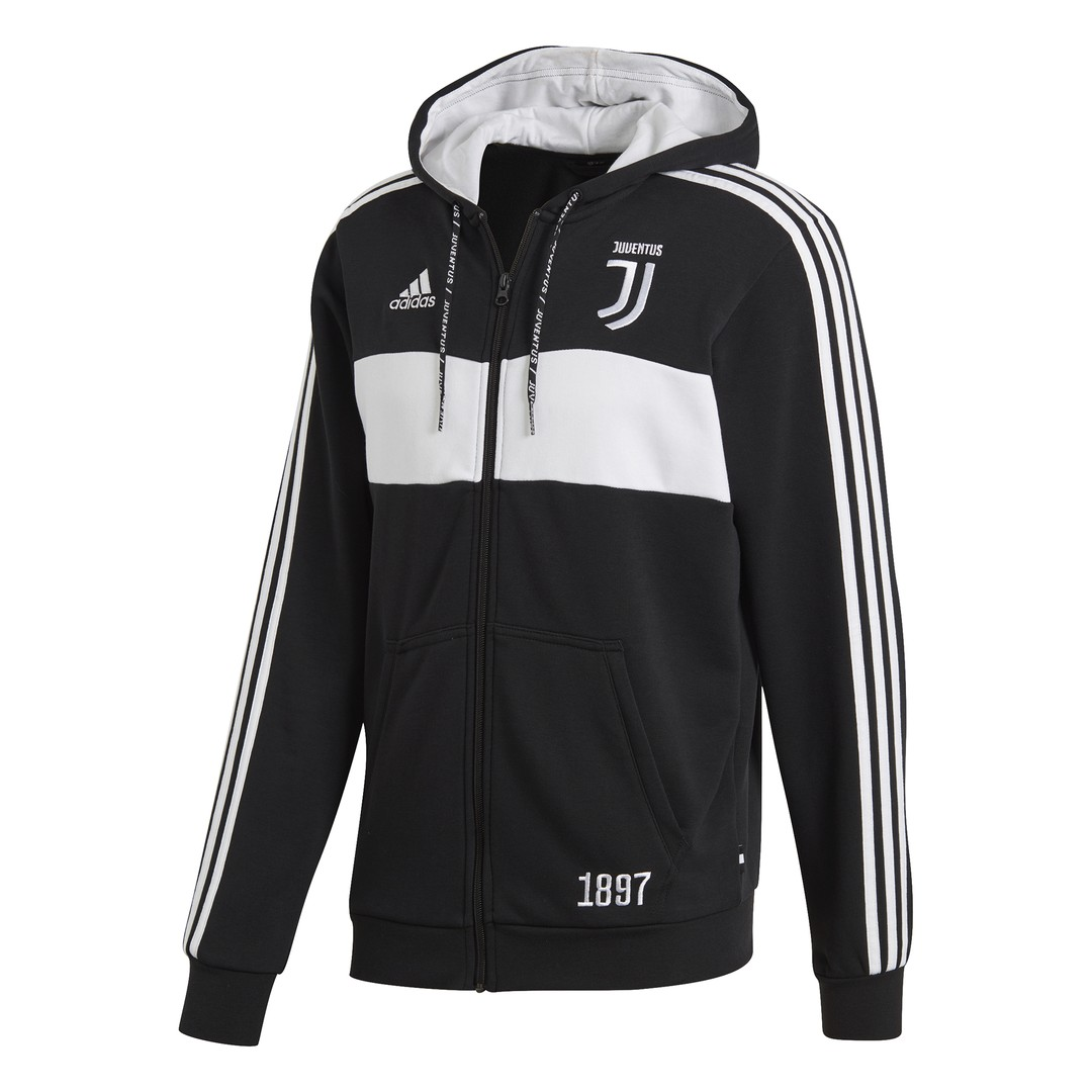 Juventus turin hoody fz hoodie Adidas 201920