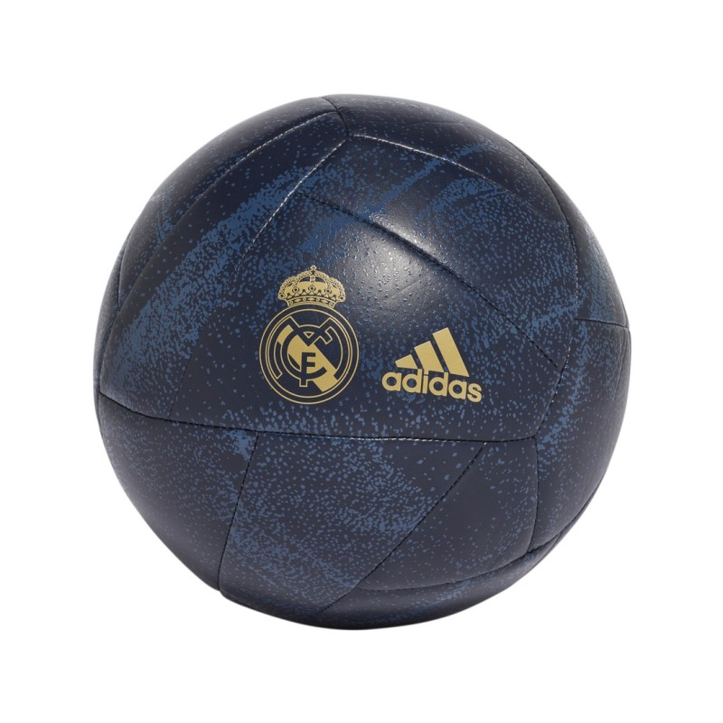 Real Madrid ball soccer Captain black 2019/20 Adidas