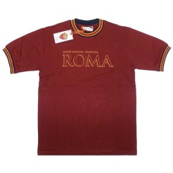 L'as Roma bébé t-shirt rouge