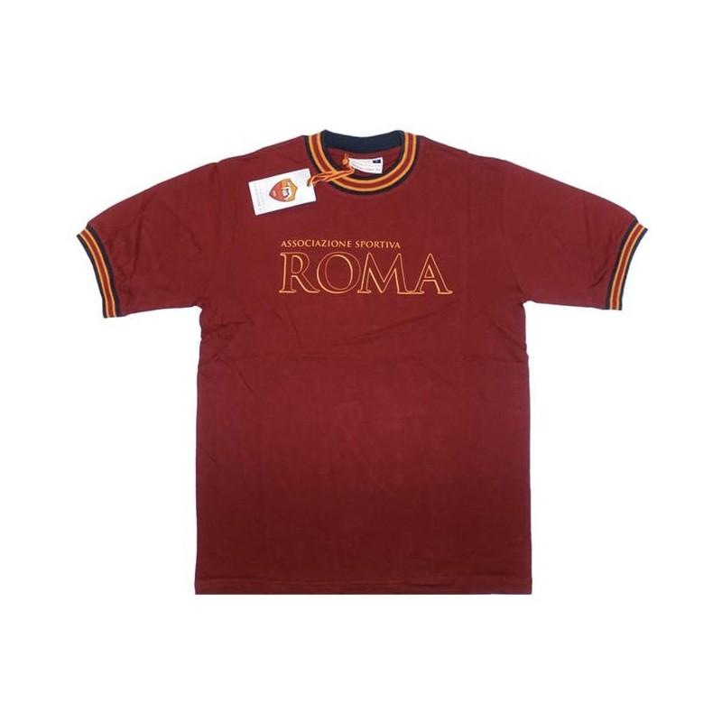 L'as Roma bébé t-shirt rouge