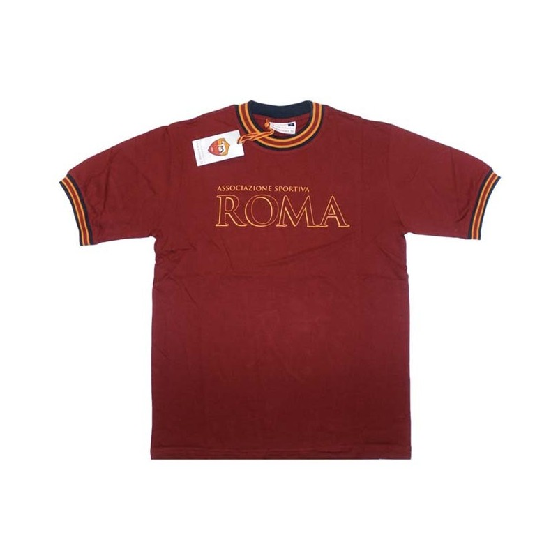 AS Roma baby t-shirt red