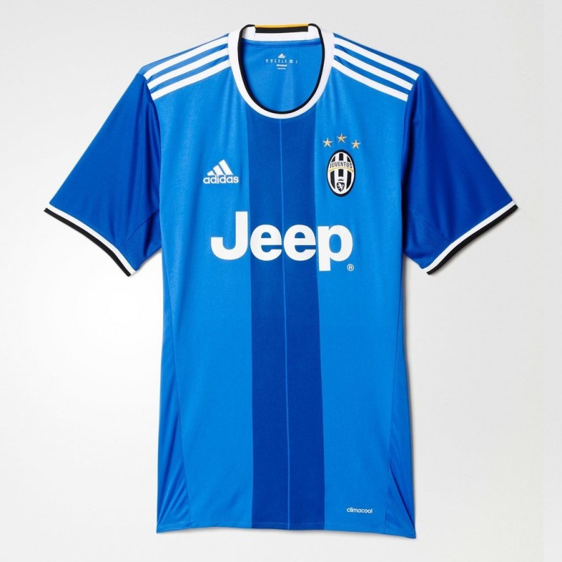 Juventus away shirt 2016/17 Adidas