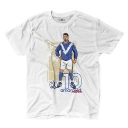 Göttliche Zopf-t-shirt Amarcord Baggio