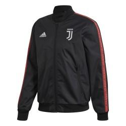 La Juventus de Anthem chaqueta negro 2019/20 Adidas