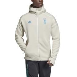 Juventus Z. N. E. HD 3.0 jacket weißen 2019/20 Adidas
