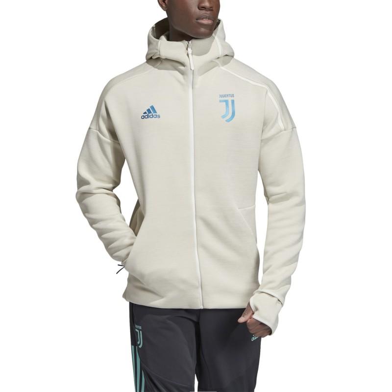 La Juventus Z. N. E. HD 3.0 veste blanche Adidas 2019/20