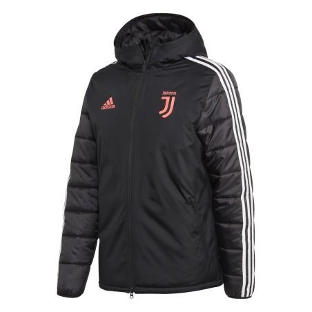 Juventus jacket padded black 2019/20 Adidas