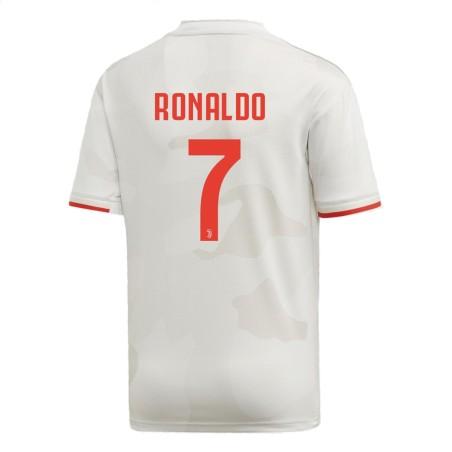 Juventus 7 Ronaldo jersey child away junior 2019/20 Adidas