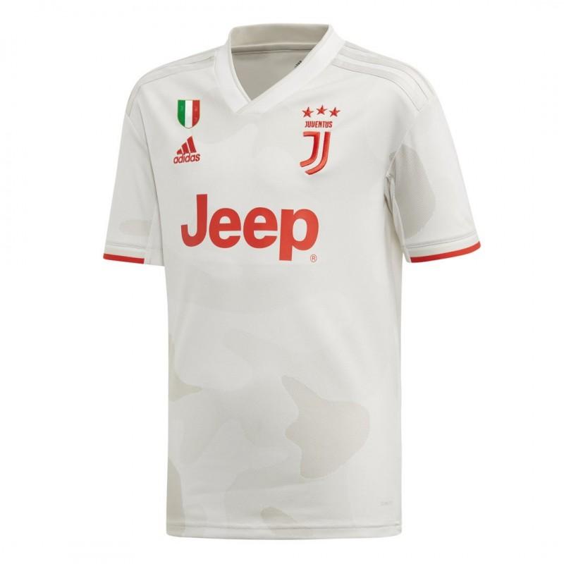 2019 2020 Juventus Away Football Soccer T Shirt (Kids