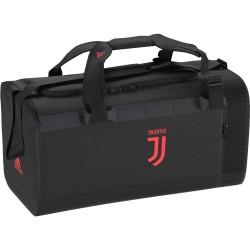 La Juventus bolsa de lona de entrenamiento negro 2019/20 Adidas