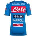 Neapel trikot training Abouo 3 blau 2019/20 Kappa