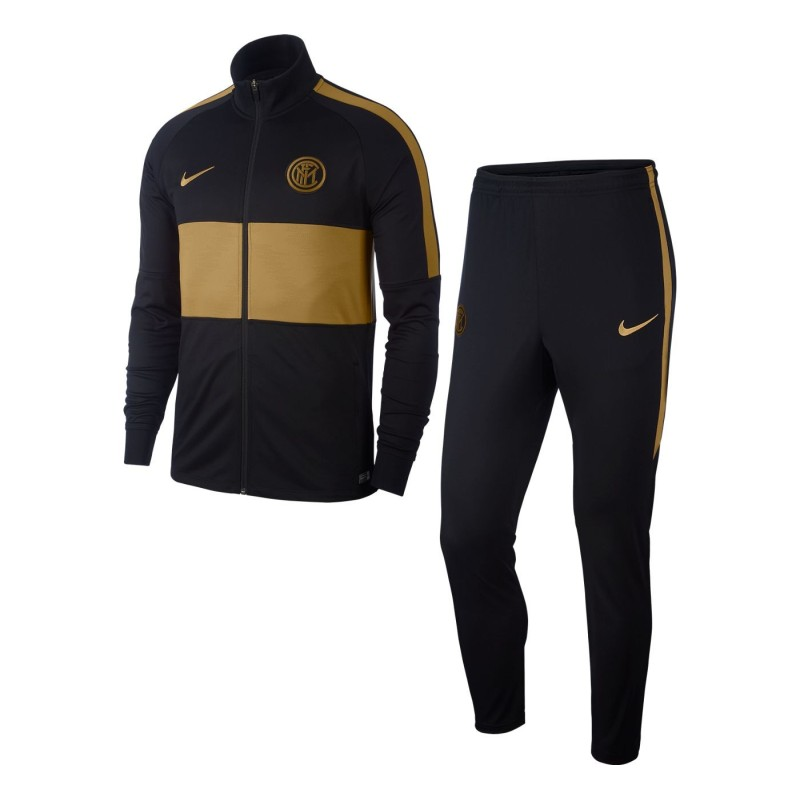 Inter suit representing team black 2019/20 Nike