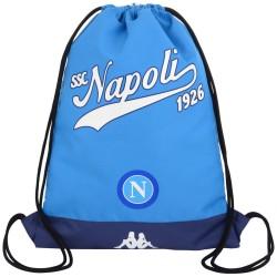 Napoli sac de sport bleu 2019/20 Kappa