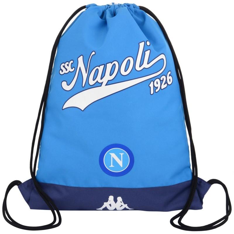Napoli sacca palestra azzurra 2019/20 Kappa