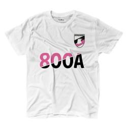 Palermo t-shirt-trikot-800A Rosa Schwarz