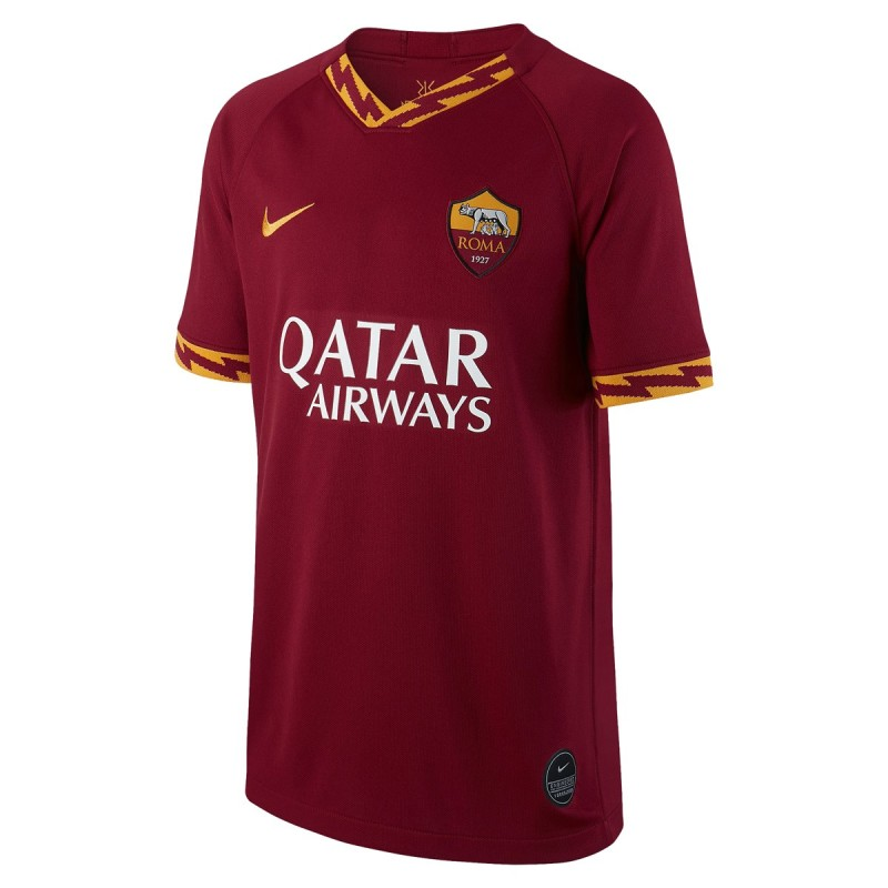 L'as Roma, maillot extérieur junior Nike 2014/15