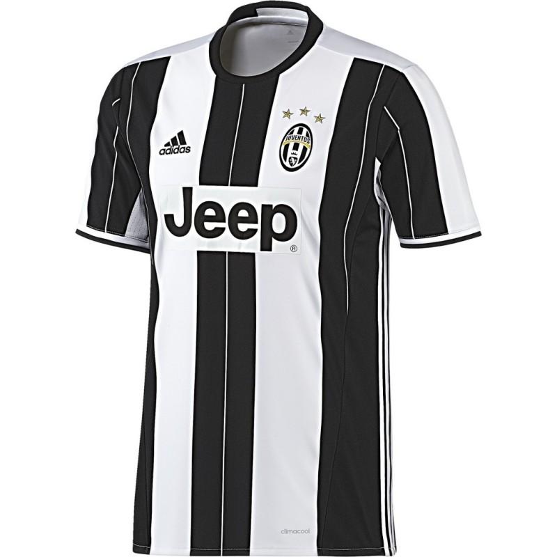 La Juventus casa camiseta Adidas 2016/17