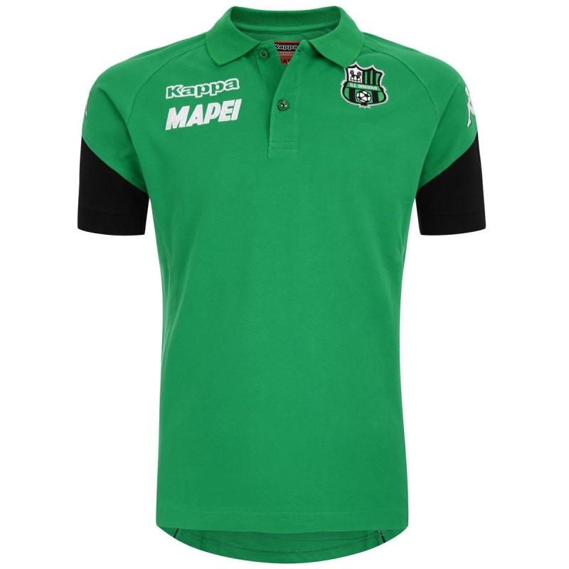 Sassuolo polo football Angat green Kappa