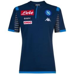 Naples polo équipe de Angat 3 bleu 2019/20 Kappa
