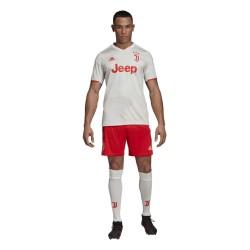 La Juventus cortos rojos 2019/20 Adidas