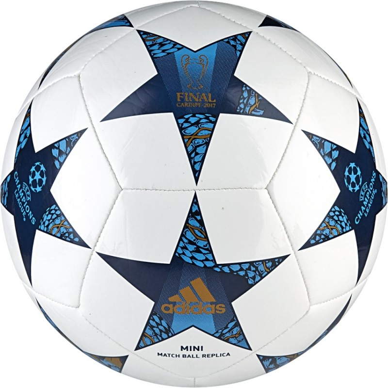 Champions League Final 2016: Adidas Finale Cardiff Mini Football And Champions League