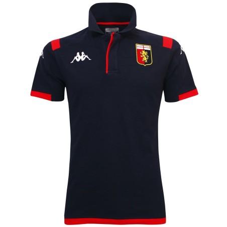 Genoa blue polo shirt Angat team 2019/20 Kappa