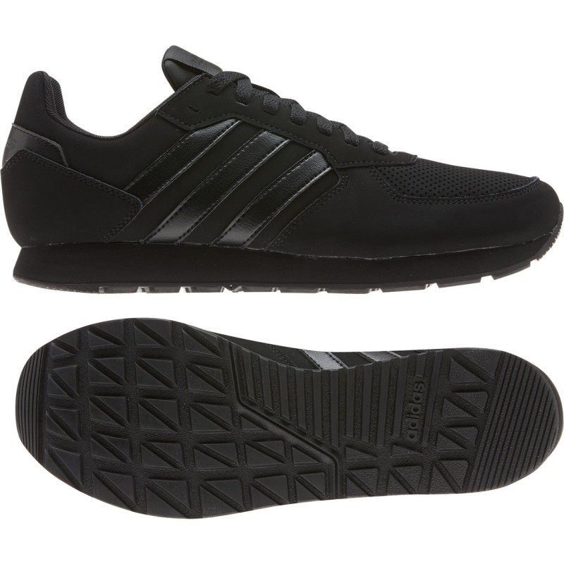 adidas zapatilla negro