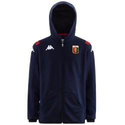 Genoa-sweatshirt mit kapuze Arghozip blau 2019/20 Kappa