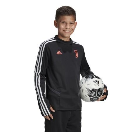 Juventus turin training sweatshirt kinder Adidas 2019/20