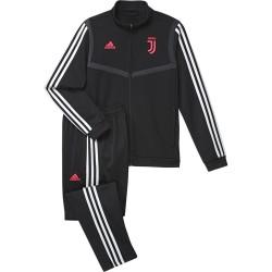 Juventus turin trainingsanzug bank schwarze kind 2019/20 Adidas