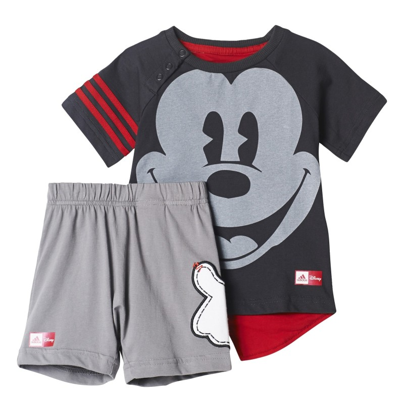 Adidas Mickey mouse sommer outfit Mickey Maus Disney