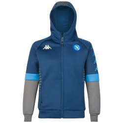 Neapel sweatshirt-Euro Alvenod 2 UCL 2019/20 Kappa