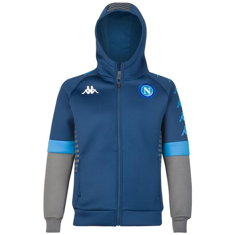 Naples sweat-shirt Euro Alvenod 2 UCL 2019/20 Kappa