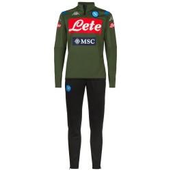 Napoli tuta allemaneto Aldebuo 3 verde 2019/20 Kappa