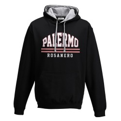 Palermo hoody black Netting