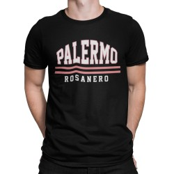Palermo schwarzes t-shirt Palermo ultras fans
