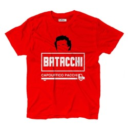 T-shirt Loris Batacchi capo ufficio pacchi
