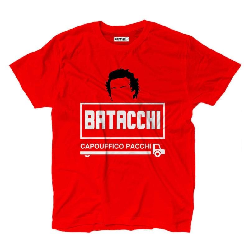 T-shirt Loris Batacchi head office pakete