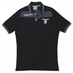 SS Lazio polo team nera Macron