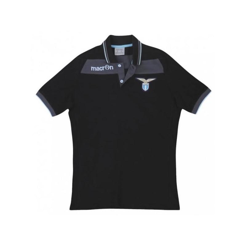 SS Lazio, equipo de polo negro Macron
