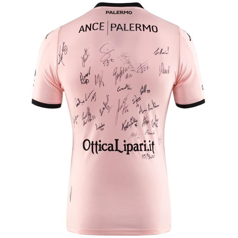 Palermo maglia gara Kombat home 2019/20 Kappa