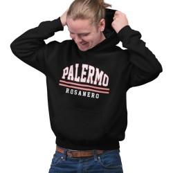 Palermo con capucha negro fans, Palermo