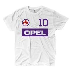 Fiorentina t-shirt calcio vintage 10 Antognoni