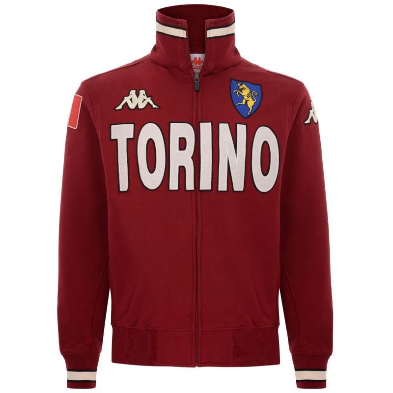 Torino felpa Eroi granata Kappa