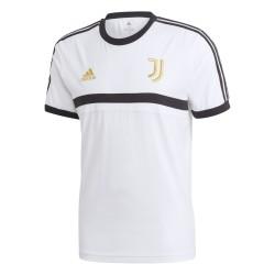 Juventus T-Shirt 3 Streifen 2020/21 Adidas