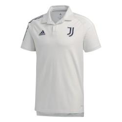 Juventus polo rappresentanza grigio orbit 2020/21 Adidas