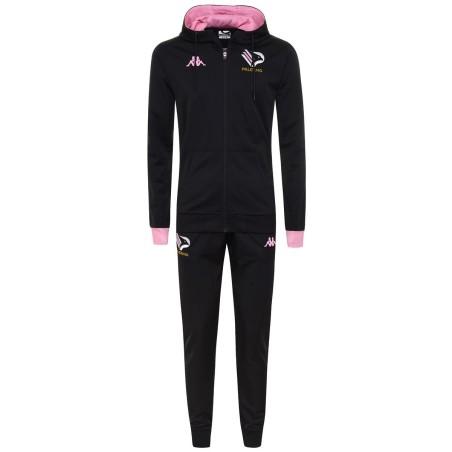 Palermo F.C. black representation suit 2020/21 Kappa