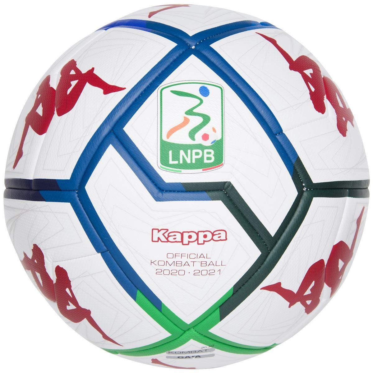 kappa pallone national league series b 2020 21 cut 5 maglie calciatori